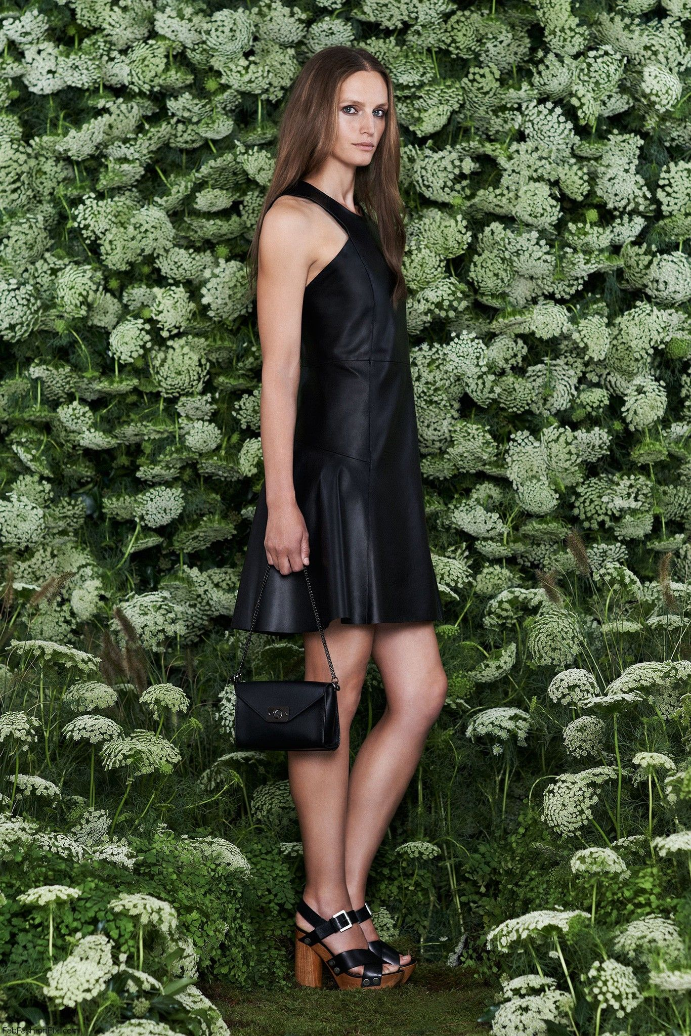Mulberry spring/summer 2015 collection - London fashion week