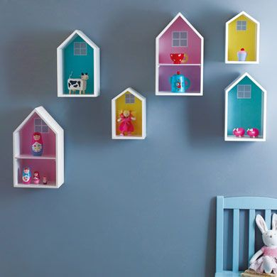 Kids Bedroom Wall Shelves townhouse wall shelves | townhouse, shelves and walls