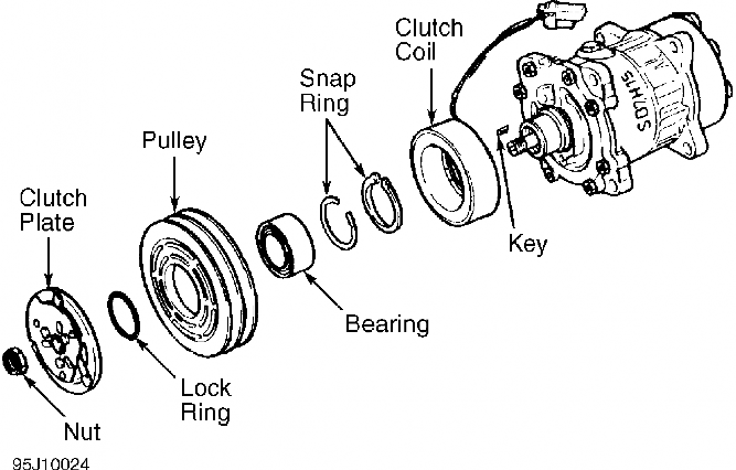 Volvo 960 Airco Compressor Service Repair Manual Volvo Repair Manuals Compressor