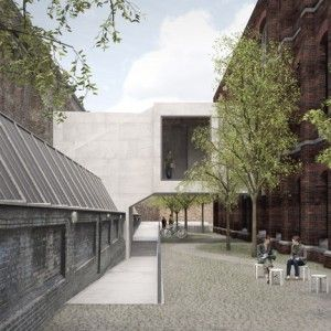 David Chipperfield reveals plans for  Royal Academy of Arts overhaul