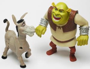 http://encuentra-las-parejas.com/encuentra-las-parejas-shrek/ El ogro más famoso y divertido de la pantalla tiene preparado un juego para ti. ¿Te atreverás?