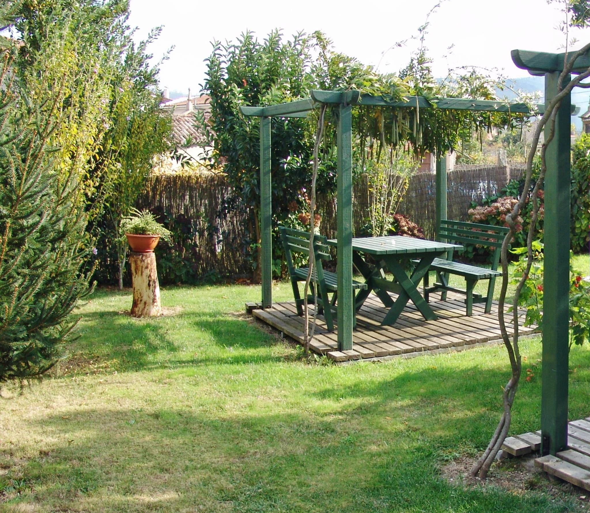 Jardines de casas rusticas buscar con google jardin pinterest gabriel - Casas de campo con jardin ...