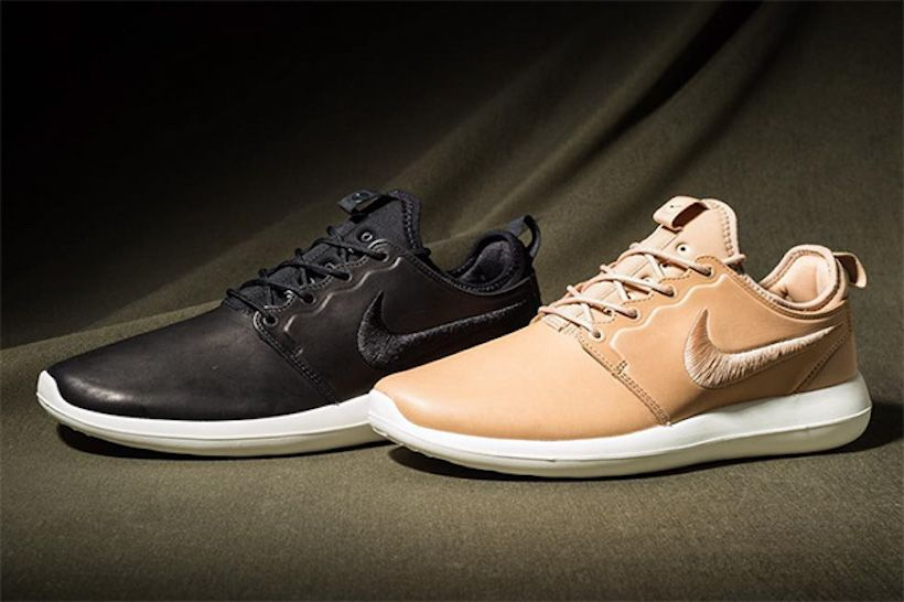 ffb33cfff003 NikeLab Moves Onto Leather for the Latest Roshe Two Revamp ...
