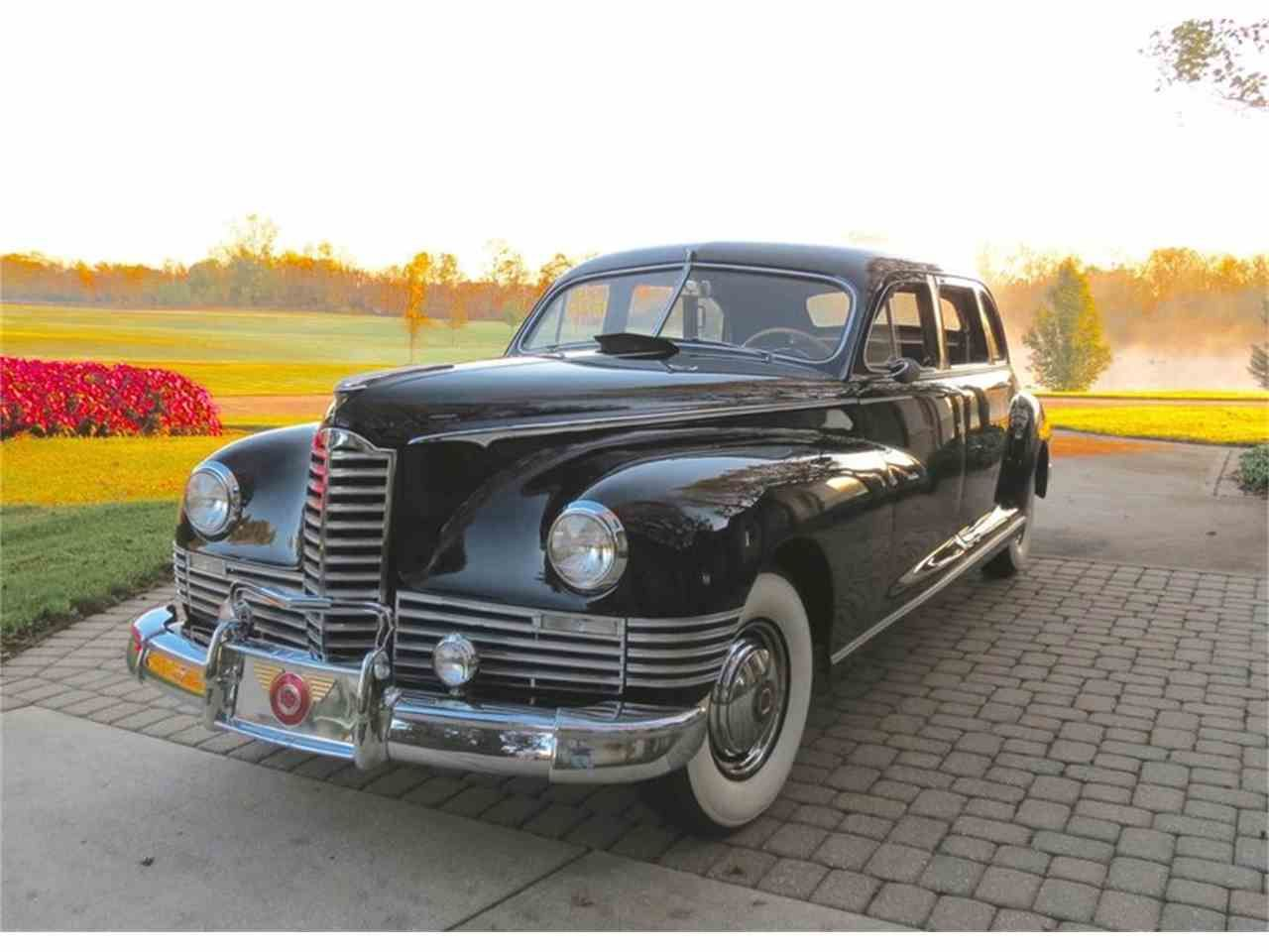 1946 Packard Limousine for Sale - CC-1035879 | Packard 1899-1962 ...