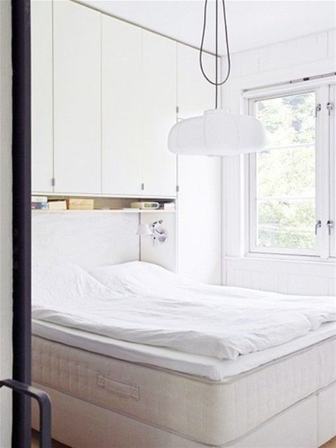 Small Bedroom Cupboards 44 smart bedroom storage ideas   digsdigs - i don't want the