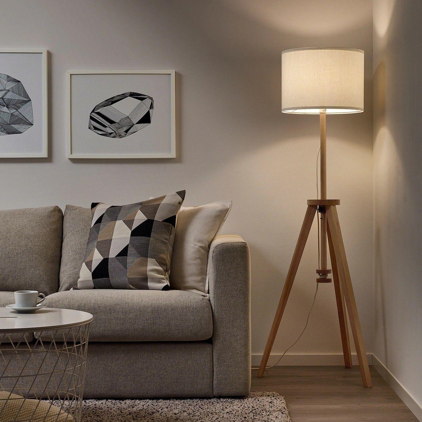 Pin von Helena auf Wohnzimmer in 7  Stehlampe weiß