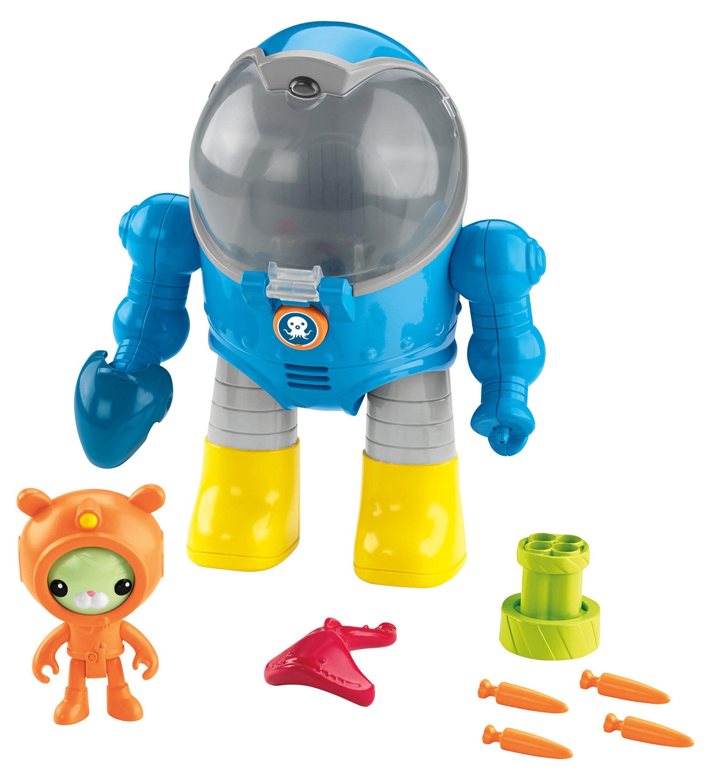couleur attrayante styles frais commercialisable Octonauts Tweak's Octo Max Suit | Jeu jouet