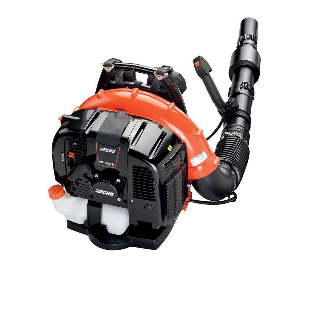 Echo 214 Mph 535 Cfm 63 3 Cc Gas 2 Stroke Cycle Backpack Leaf Blower With Tube Throttle Pb 760lnt Cycling Backpack Leaf Blower Blowers