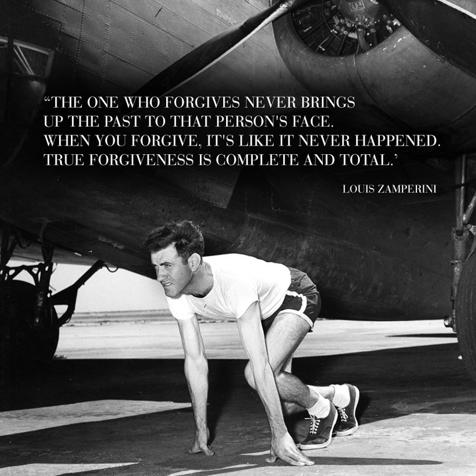 Unbroken Quotes Zamperini Still Carrying The Torch  Christian Film  Cfdb