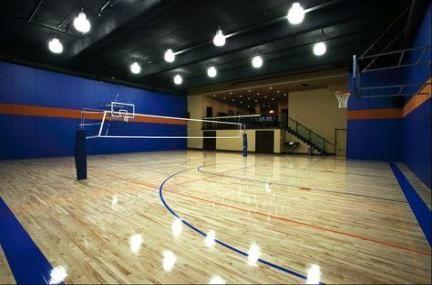 35 trendy basket ball court layout living rooms  indoor
