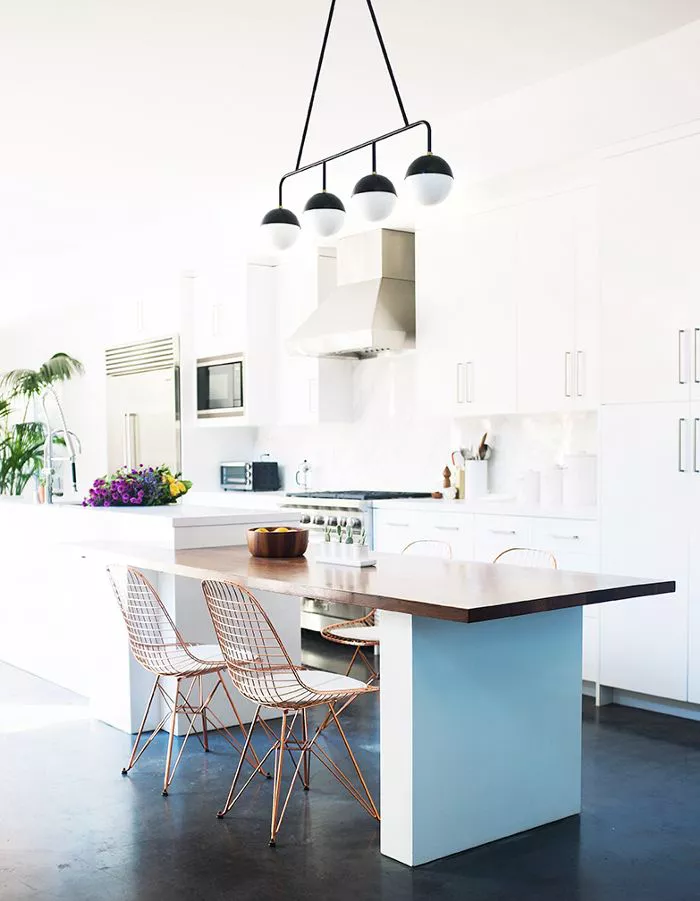 This New Lighting Trend Might Make You Ditch Last Years Edison Bulb