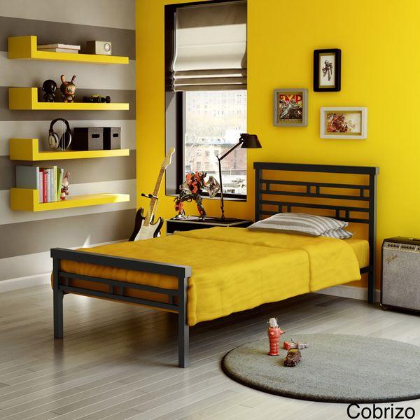 Perfecto Muebles De Doble Headboardsfootboards Composición - Muebles ...