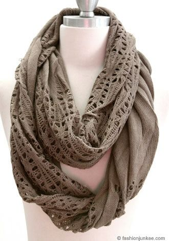 Infinity Scarves The Best Fashionista Pinterest Infinity