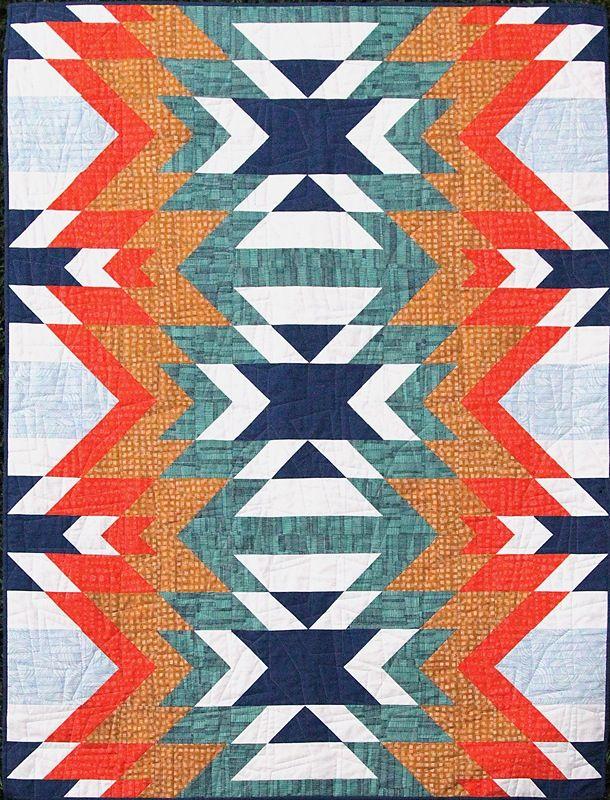 Quilt Pattern Pdf Go West Quilting Quilt Patterns