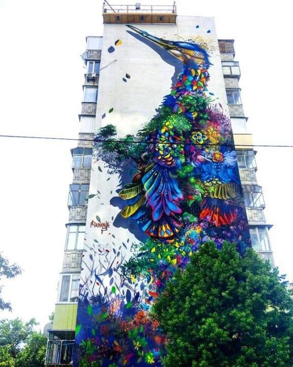 (56) Valenti A Kushch поширила світлину від Я люблю Киев. - Valenti A Kushch