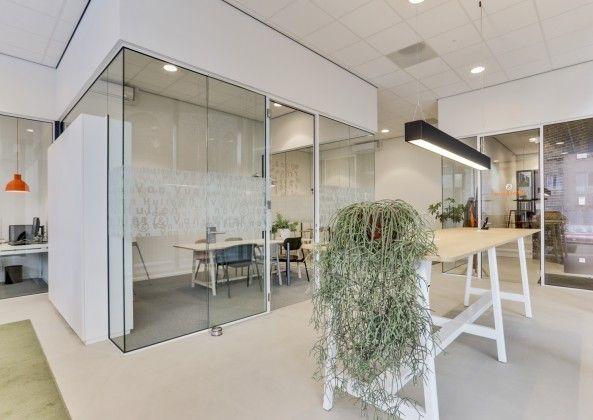 Kantoor ontwerp interieur kantoren