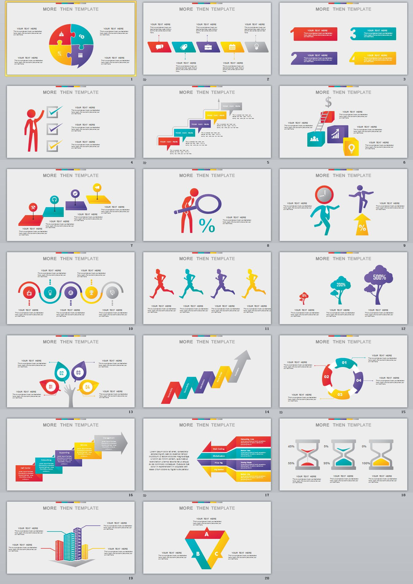 20 infographics charts slides powerpoint templates on behance 20 infographics charts slides powerpoint templates on behance powerpoint templates presentation toneelgroepblik Images