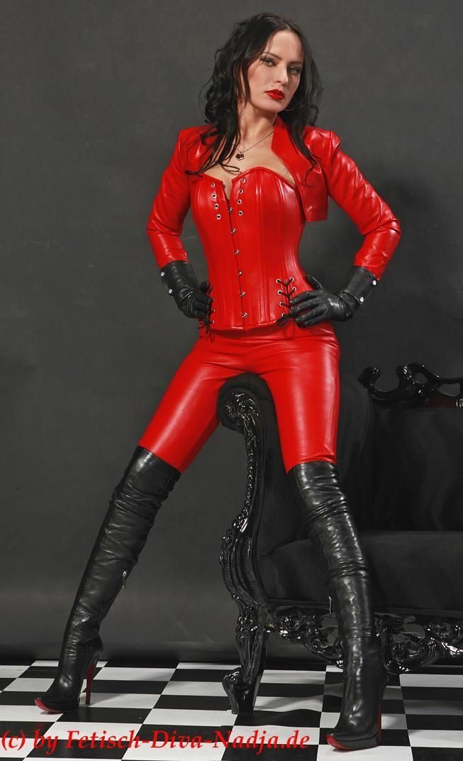 Mistress outfit female
