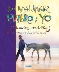 Platero y yo para niños - Juan Ramón Jiménez