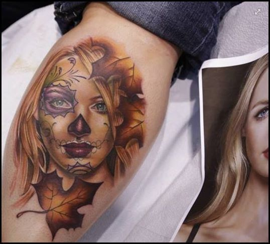 Mother Nature Tattoos: Nature Tattoos, Mother Nature