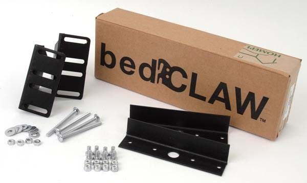 Bed Claw Twin Full Footboard Attachment Kit With Combo Bag