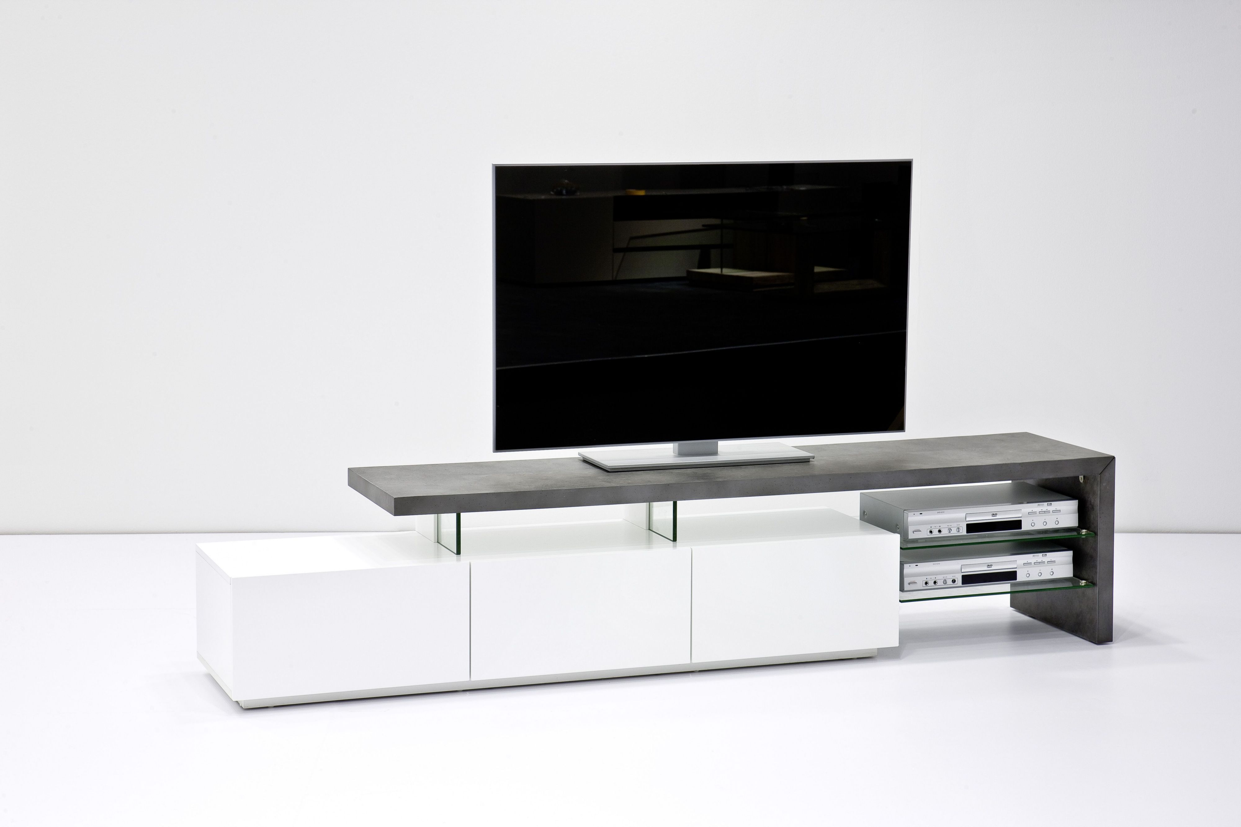 Tv Rack Holz