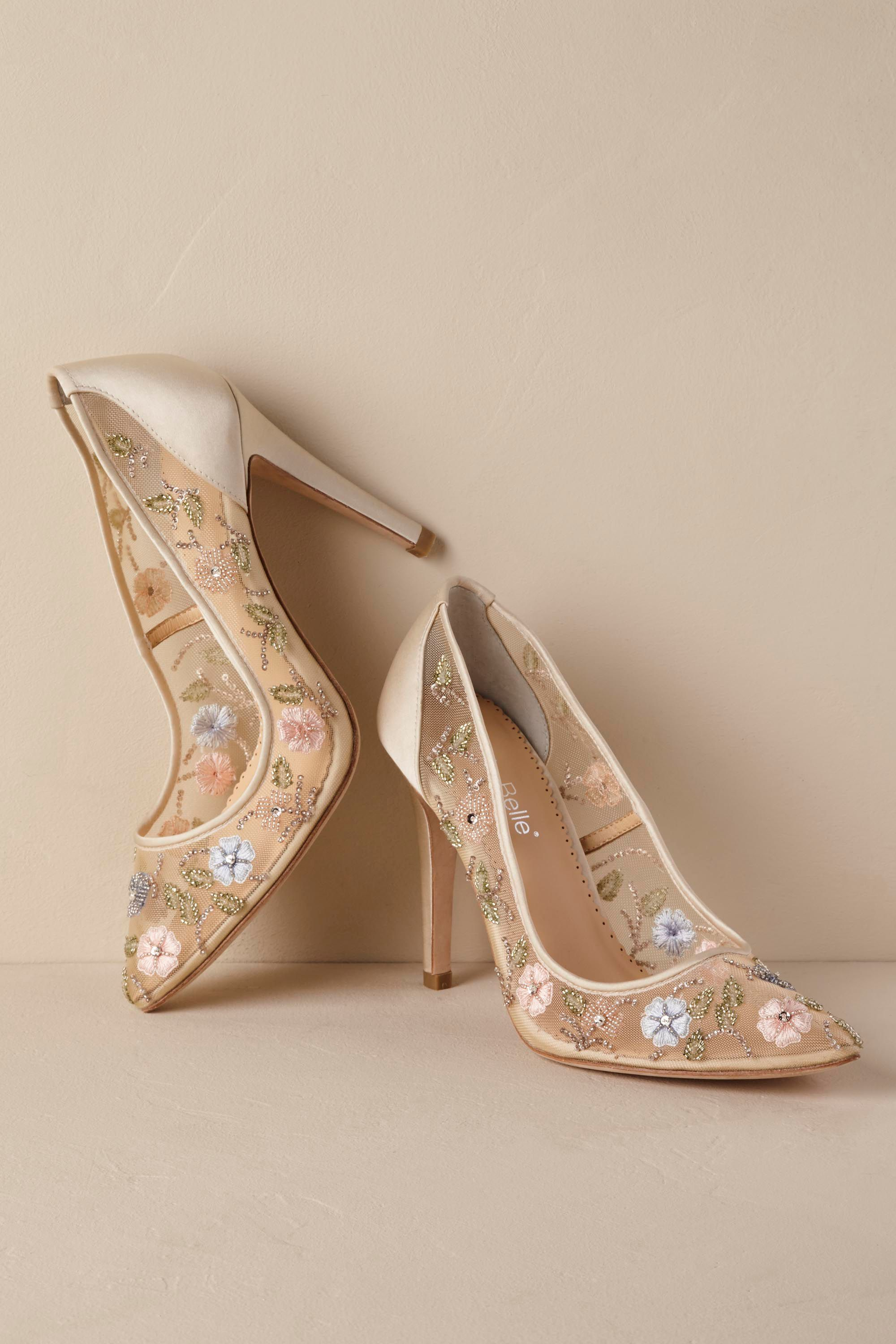 c410a5b4dcb Chloe Heels from  BHLDN