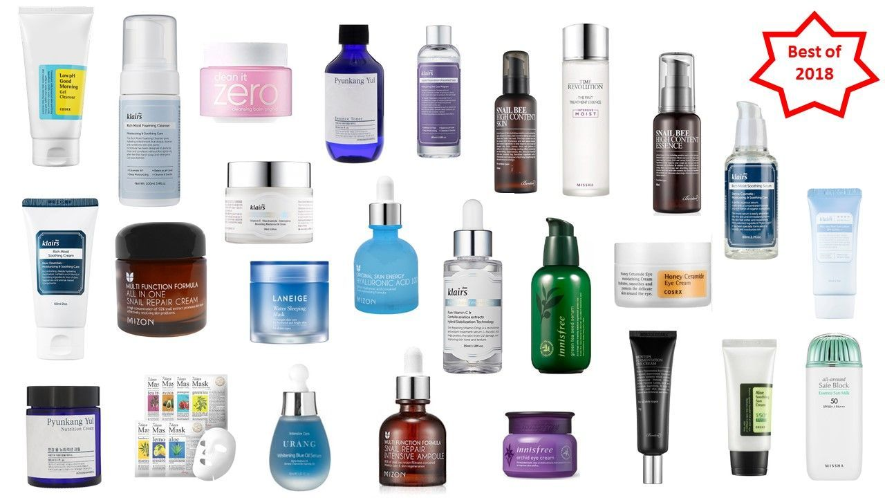 2018 Best Korean Skin Care Products What Have You Tried On This List Koreansk Night Skin Care Routine Korean Skin Care Routine Night Korean Skincare Routine