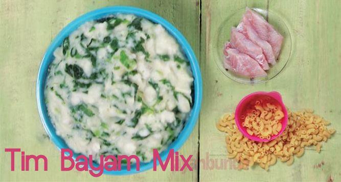 Tim Bayam Mix Mix Spinach Tim Klik Link Di Atas Untuk Mengetahui Resep Tim Bayam Mix Resep Makanan Bayi Bayam Makanan