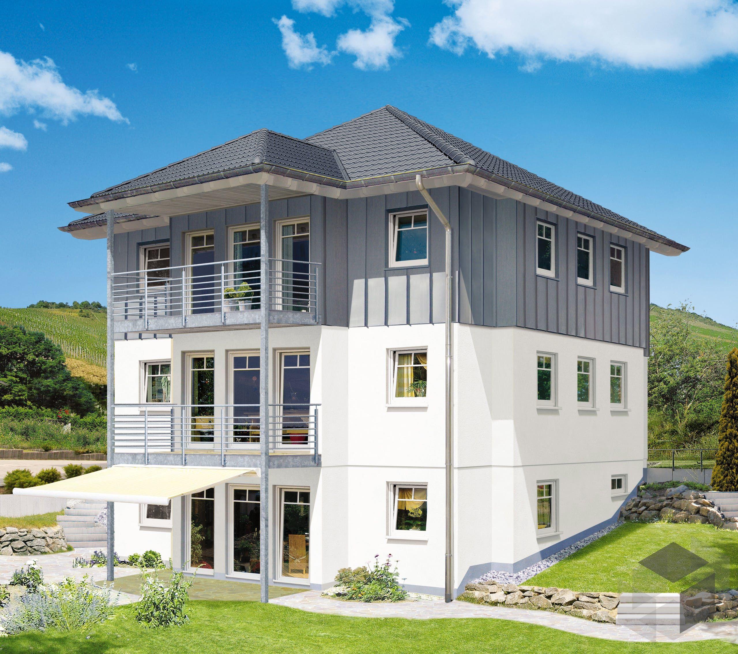 Dreigeschossiges Mehrfamilienhaus 'Apart' von Fingerhut