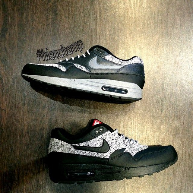 Nike Air Max 1 Two Face Preview | Nike air, Nike air max