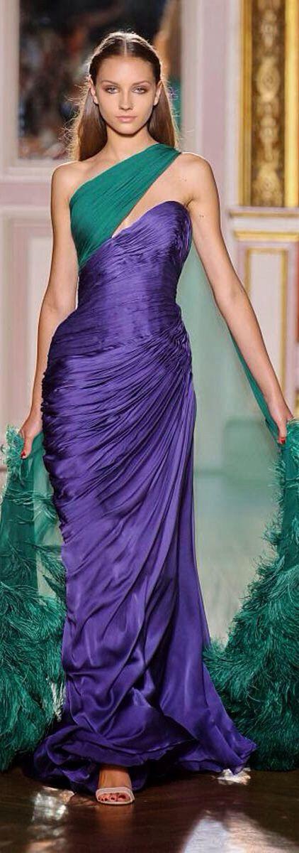 Zuhair Murad-Designs@LuxurydotCom: | Dressed for... | Pinterest | Lilas