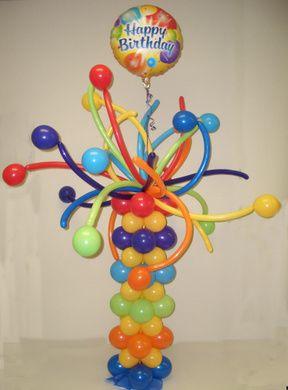 Air Filled Balloon Designs Tulsa OK