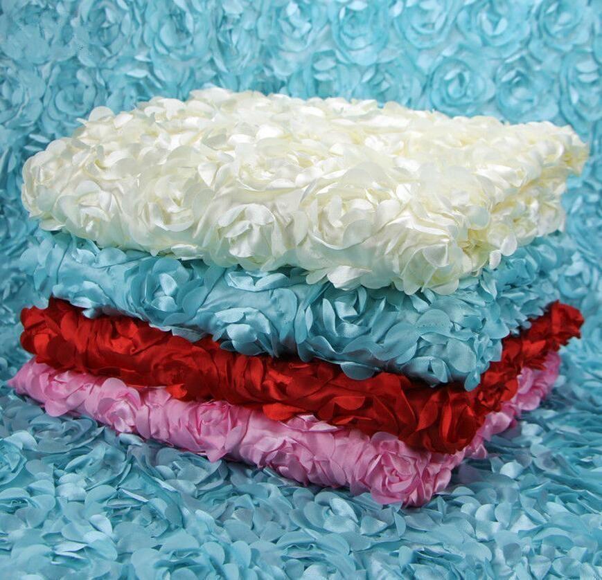 3D Rose Bridal Lace Fabric Polyester Chiffon Wedding Dress Display Background   Crafts, Fabric   eBay!