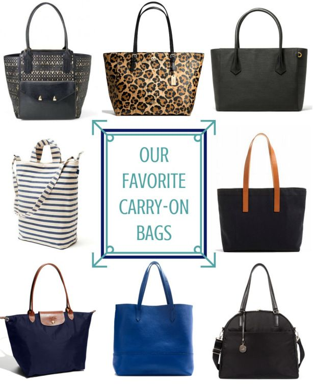 The Best Carry-On Personal Bags   Bag, Wanderlust and Vacation