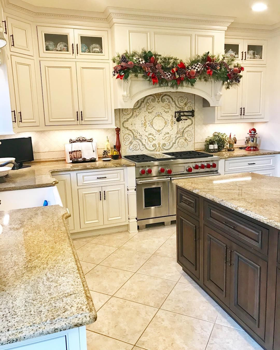 Beautiful Custom Beaded Inset Cabinetry With Applied Molding Raised Panel Doors Solid Maple Kitchen Design Decor Cottage Kitchen Cabinets Small Cottage Kitchen