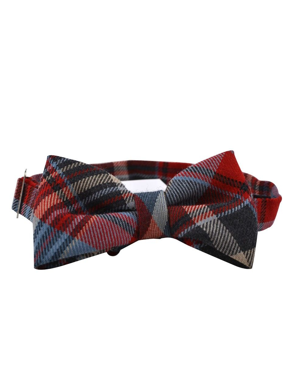 Checked bow tie for boys from Simonetta