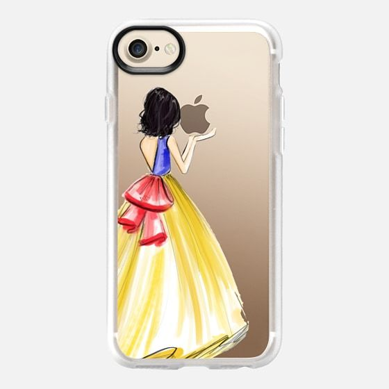 official photos 8cefe a54a9 Classic Grip iPhone 7 Case - Princess and the Apple in 2019 ...