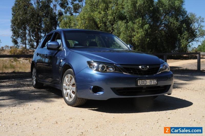Car for Sale Subaru Impreza 2007 Auto Hatch. One Lady