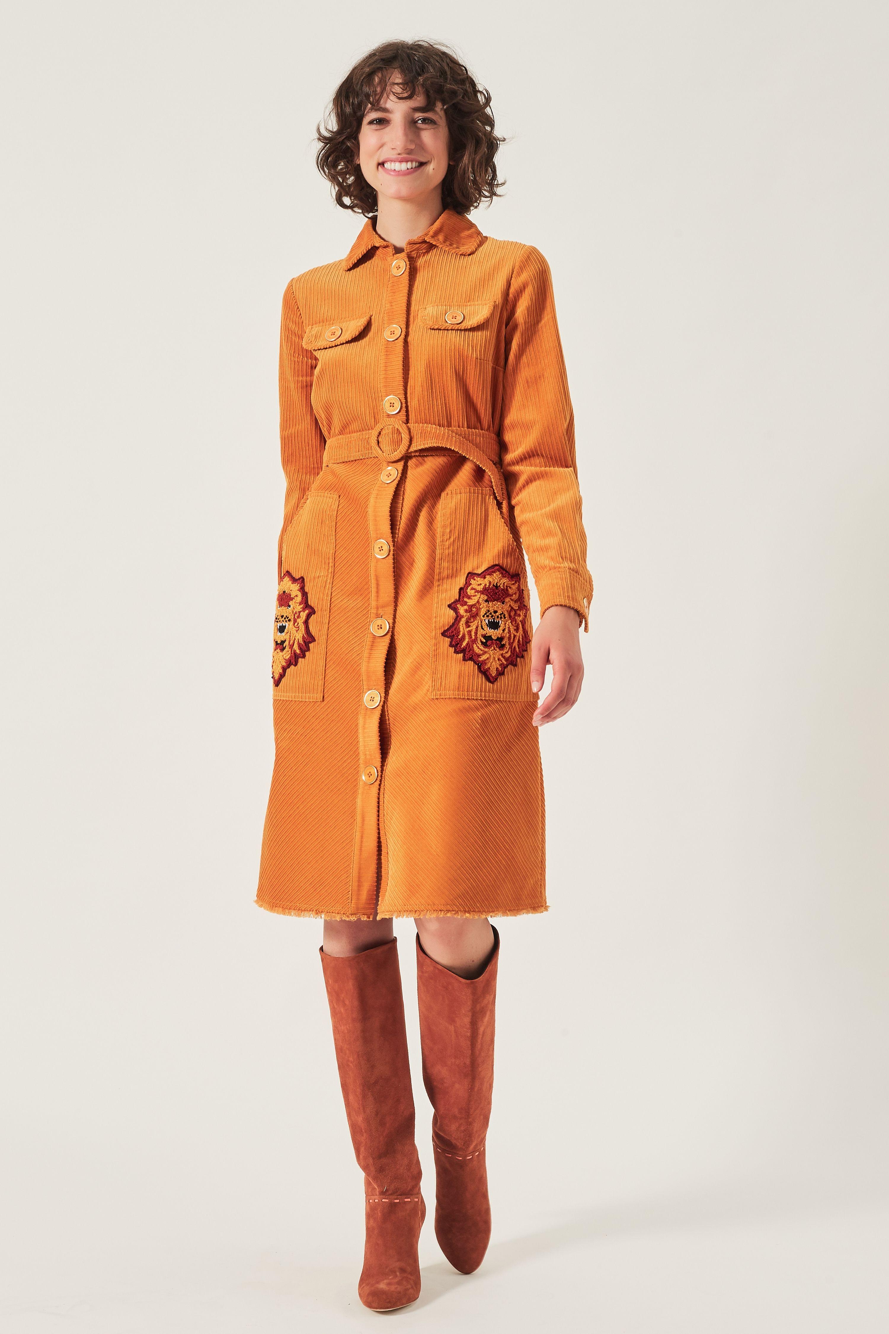 Mustard British Velvet dress (With images) Velvet dress