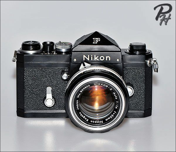 Nikon F http://www.photographic-hardware.info