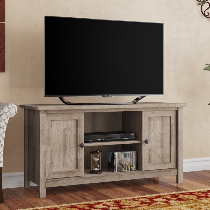 "Rossford TV Stand for TVs up to 43"" (With images) Tv"