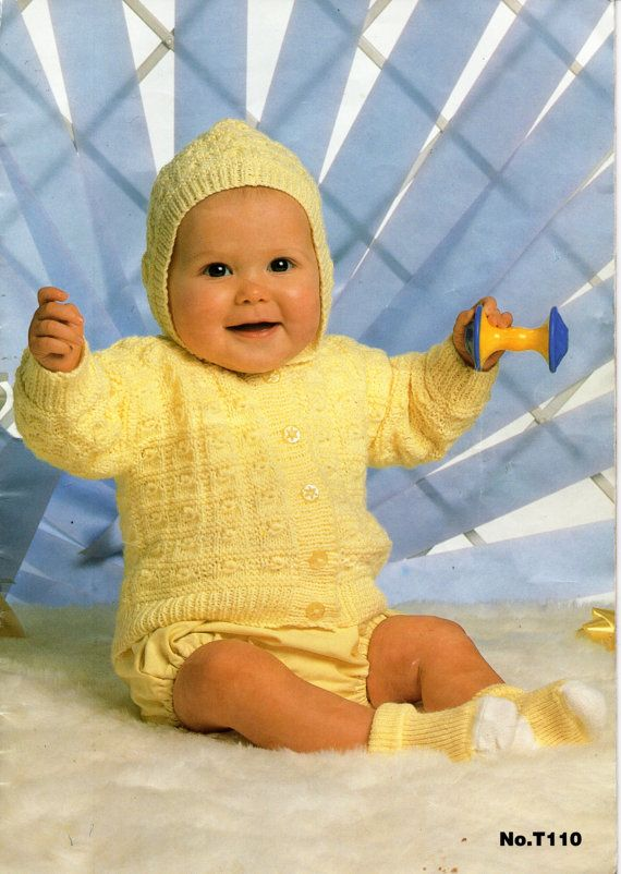Baby knitting pattern baby hooded jacket hooded cardigan hoody baby baby knitting pattern baby hooded jacket hooded cardigan hoody baby cardigan dt1010fo