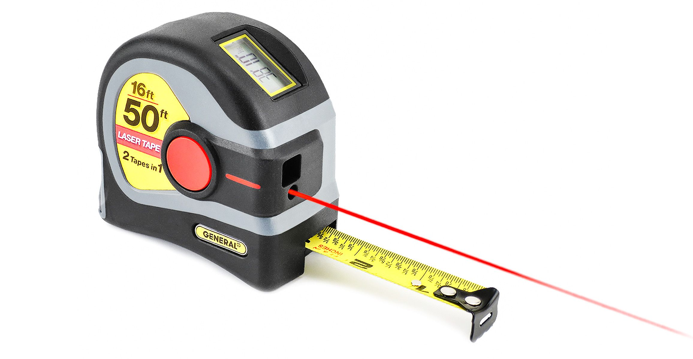37 Laser Tape Measure General Tools Future Technology Gadgets Tools Household Hacks