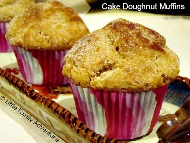 It S Time To Make The Doughnuts Cake Doughnut Muffins Camping Recipes Breakfast Doughnut Cake Sweet Breakfast