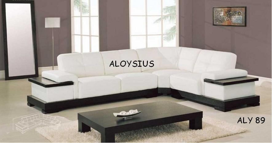 Sofa Minimalis Untuk Hotel Aloysius Surabaya Ruang Tamu Rumah