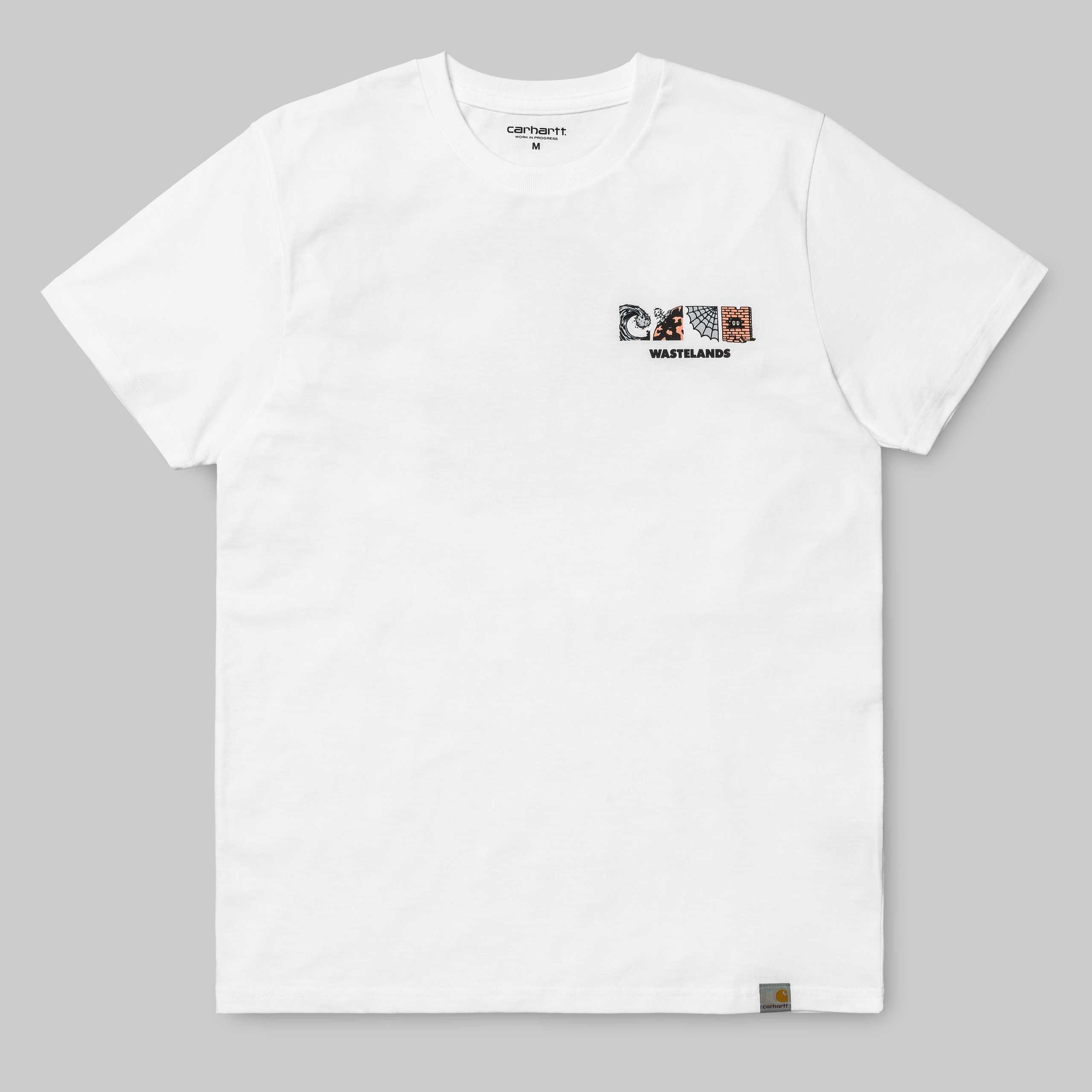 Shop the Carhartt WIP S/S Puzzle T-Shirt from the offical online store