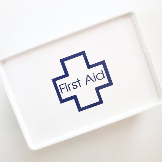 First Aid Decal #firstaid