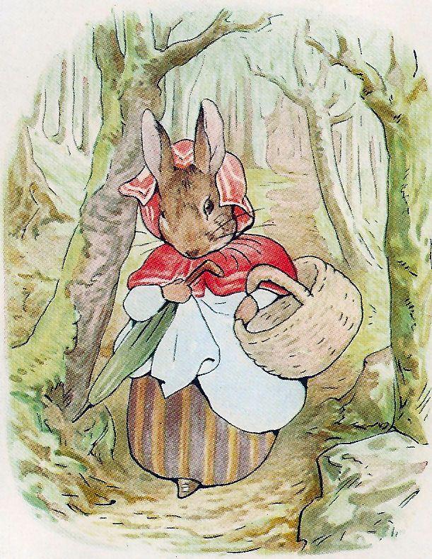Мультяшного, открытки кролик питер