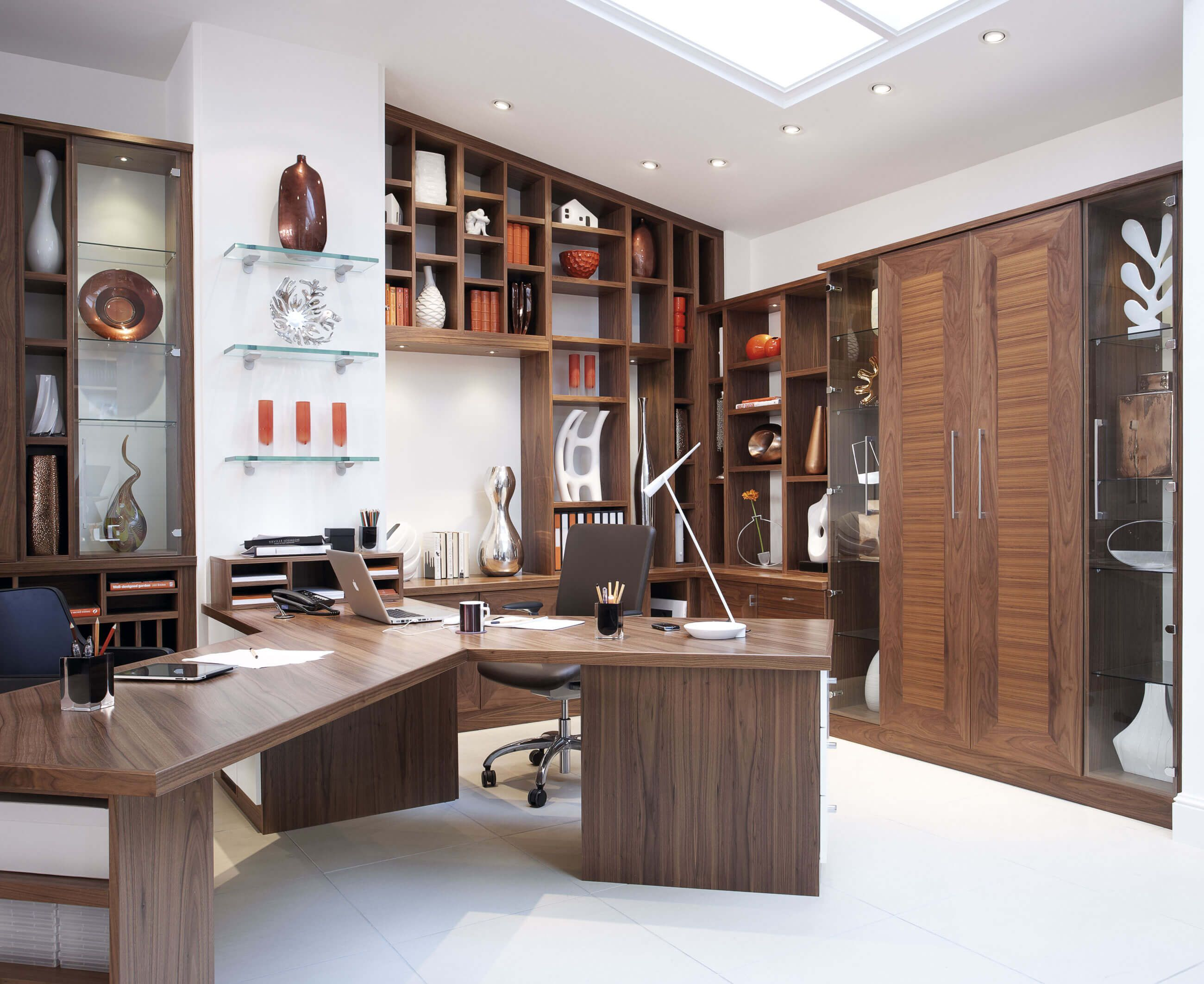 walnut office furniture uk contemporary home office